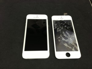 iPhone5修理実績