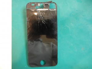 iPhone修理~5S水没・5ガラス交換