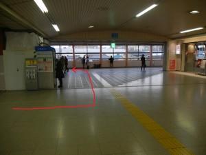 1戸田公園駅東口