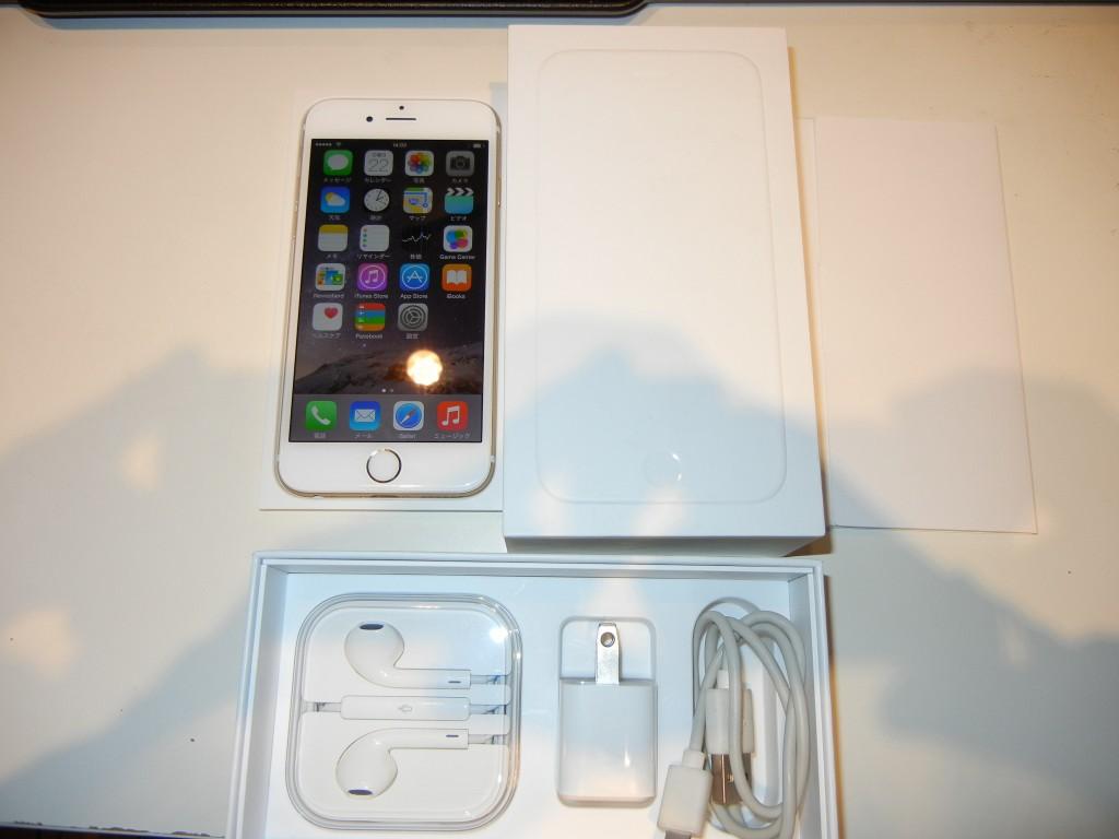 iPhone6買取はiFC埼玉戸田店