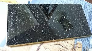 Xperia Z5のガラス割れ修理もiPhoneFixCenter埼玉戸田店にご相談ください。